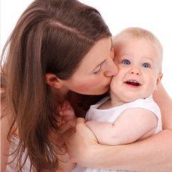 Gepflegetes Baby