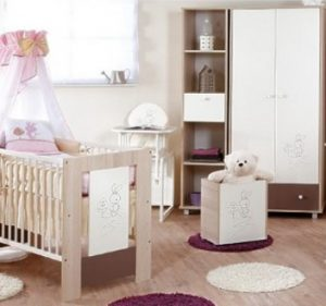 das optimale kinderzimmer f r mein baby. Black Bedroom Furniture Sets. Home Design Ideas